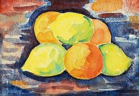 Marsden Hartley: Früchtestillleben