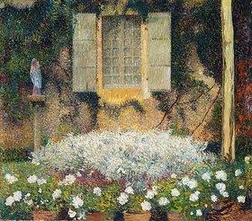 Henri Martin: Das Fenster zum Garten