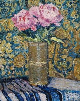 Henri Martin: Strauß aus Pfingstrosen (Le Bouquet de Pivoines)
