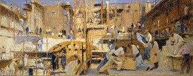 Henri Martin: Die Arbeit (Le Travail)