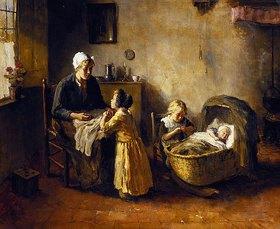 Bernard de Hoog: Die kleine Familie