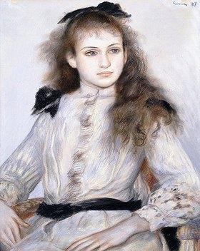 Auguste Renoir: Porträt von Madeleine Adam