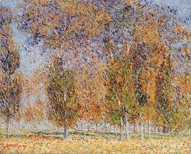 Gustave Loiseau: Herbst-Impression, Saint-Cyr-Du-Vaudreuil