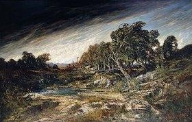 Gustave Courbet: Der Windstoß (Le Coup de Vent)
