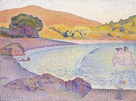 Henri Edmond Cross: Badende (Baigneuses)
