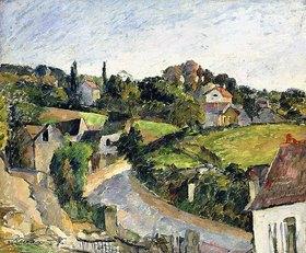 Paul Cézanne: Die Straßenkurve (La Route Tournante)