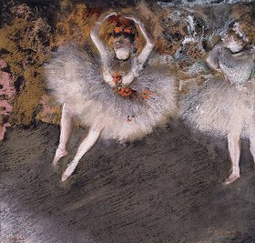 Edgar Degas: Le Pas Battu