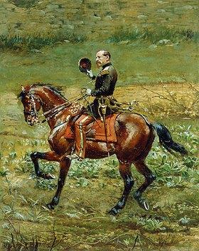 Edouard Detaille: General Bourbaki. 1883 und