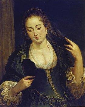 Peter Paul Rubens: Das Mädchen mit dem Spiegel
