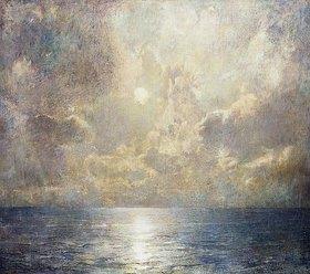 Soren Emil Carlsen: Mondhelles Seestück