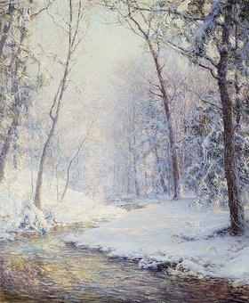 Walter Launt Palmer: Früher Schnee