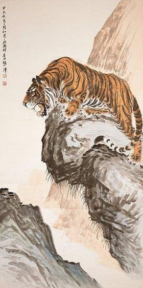 Zhang Shanzi: Tiger