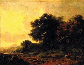 Meindert Hobbema: Eingang zum Walde