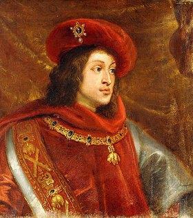 Cornelis de Vos: Brustbild von Philip I von Spanien mit der Ordenskette des Goldenen Vlies
