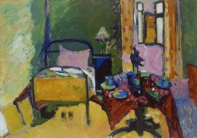 Wassily Kandinsky: Schlafzimmer in der Ainmillerstraße