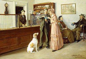 Abbott Fuller Graves: Der Notgroschen (The Nest Egg)