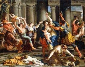 Giovanni Francesco Romanelli: Der Bethlehemitische Kindermord