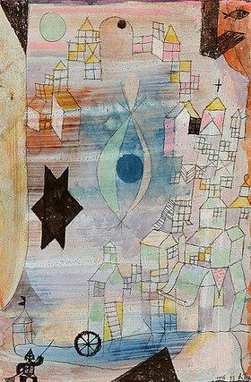 Paul Klee: Mit dem Netzfischer