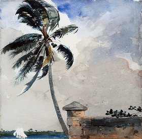 Winslow Homer: Eine tropische Brise, Nassau