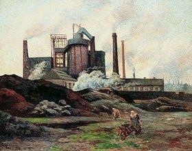 Maximilien Luce: Die Fabrik (L'Usine)