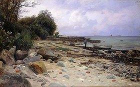Peder Moensted: Blick auf das Meer