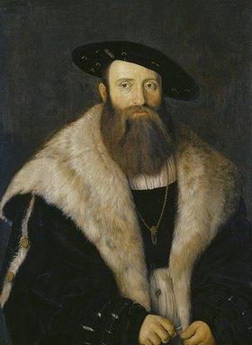 Bartel Beham: Bildnis des Herzogs Ludwig X. von Bayern-Landshut