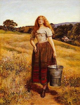Sir John Everett Millais: Die Tochter des Bauern