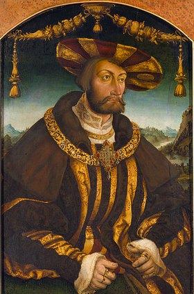 Hans Wertinger: Wilhelm IV., Herzog von Bayern
