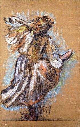 Edgar Degas: Russische Tänzerin (Danseuse Russe)