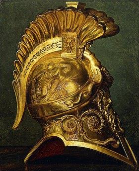 Französisch: Studie für einen neoklassischen Helm