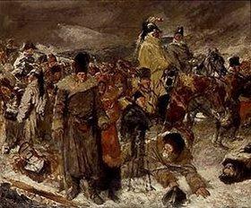Christian Wilhelm Faber du Faur: Die Trümmer der Großen Armee