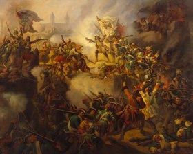Theodor Dietz: Die Erstürmung Belgrads