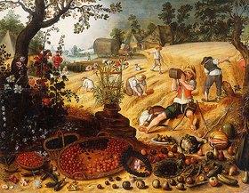 Sebastian Vrancx: Die vier Jahreszeiten - Sommer