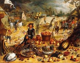 Sebastian Vrancx: Die vier Jahreszeiten - Herbst