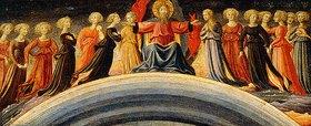 Domenico di Michelino: Der Triumph der Ewigkeit