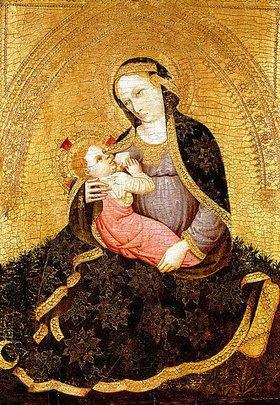 Jacobello del Fiore: Madonna der Demut