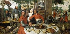 Pieter Aertsen: Bauernfest