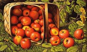 Levi Wells Prentice: Ein Korb mit Äpfeln