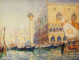 Walter Launt Palmer: Venedig