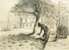 Jean-François Millet: Gartenarbeit