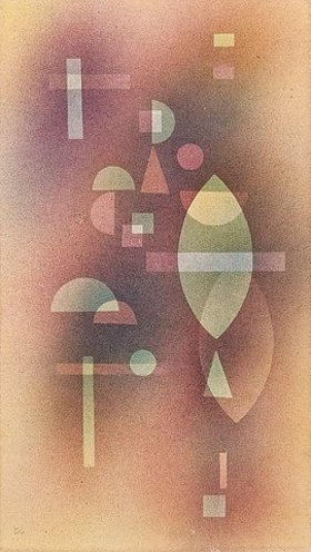 Wassily Kandinsky: Durchsicht