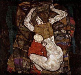 Egon Schiele: Junge Mutter (Kallier 273)