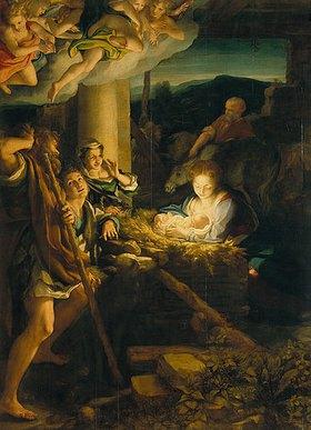 Correggio (Antonio Allegri): Die Heilige Nacht