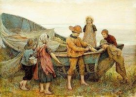 Arthur Hopkins: Die Begabung des Dorfes (The Genius of the Village)