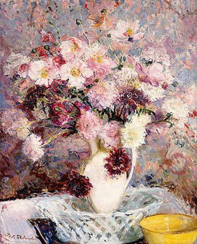Jacques-Emile Blanche: Blumenstrauß