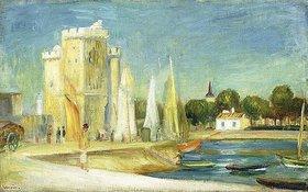 Auguste Renoir: Port de La Rochelle
