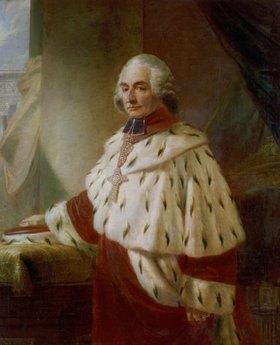Friedrich Heinrich Füger: Friedrich Karl Freiherr von Erthal, Erzbischof und Kurfürst von Mainz