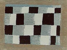 Paul Klee: Dreitakte im Geviert