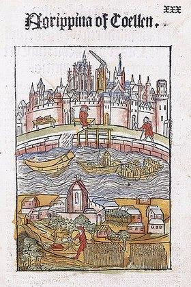 Deutsch: Agrippina of Coellen (Köln)