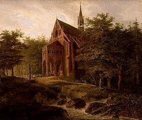 Domenico Quaglio: Waldkapelle